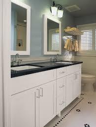 Bathroom White Vanities Bathroom White Wooden Bathroom Vanities With Tops In Black Plus