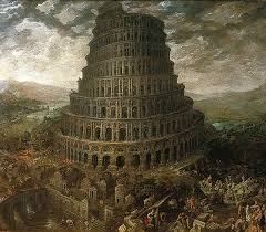 Image result for tower of babel images