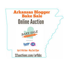 arkansas blogger bake the official page for the arkansas auction logo 2
