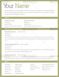 awesome resume cv templates   mow design   graphic design blogresumes   pack