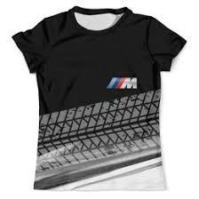 """Мужские футболки c качественными принтами """"<b>bmw</b>"""" - <b>Printio</b>"""