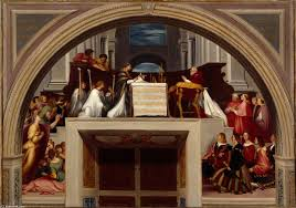 Image result for the mass at bolsena
