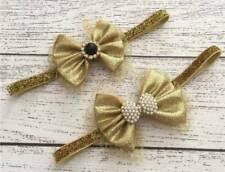 Gold <b>Headband</b> Hair Accessories for Babies | eBay