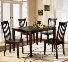 4 chair kitchen table: ashley furniture hyland rectangular dining table with  chairs item number d