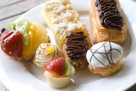 Image result for pictures of pastries