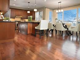 Wood Floor Kitchen Laminate Flooring Kitchen Flooring Modernize Your Kitchen With