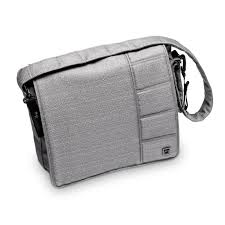 <b>Сумка</b> для коляски <b>MOON Messenger Bag</b>, Stone Structure (001 ...