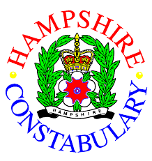 Image result for hampshire police