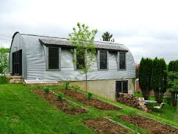 Quonset Hut Homes Plans   this will work for us minus the grey    Quonset Hut Homes Plans   this will work for us minus the grey metal exterior    Life at the Farm   Pinterest   Home Plans  Home and The Grey