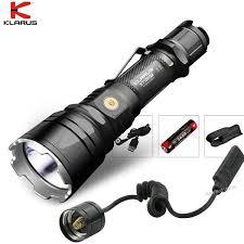 KLARUS XT12GT Magnetic Charging Flashlight CREE XHP35 HI ...
