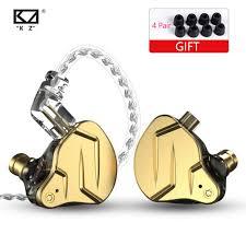 <b>KZ ZSN PRO</b>/ZSN PRO X 1BA+1DD KZ Hybrid Earphone Headset ...