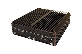 LPC-860 - Rugged <b>Fanless</b>, <b>Mini PC</b> with <b>Dual</b> Removable Drives