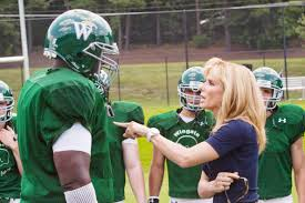 let s not talk about movies the blind side nice fit bullock s all talk but reserved expression counter point