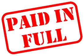Image result for paid in full