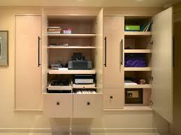 wall storage office interesting wall cabinet design ideas for home office which has seven shelves and bespoke office furniture contemporary home office
