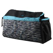 <b>Сумка</b>-<b>холодильник Thermos Studio</b> Fitness yoga bag синяя 15 л