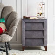 betsy bedside table in grey bed side furniture