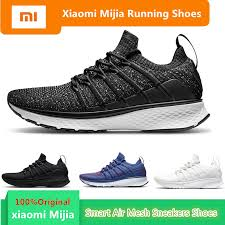<b>Original Mi Xiaomi</b> Mijia Men Smart Running Shoes <b>Outdoor</b> Sport ...
