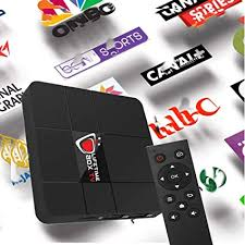 iptv subscription mecool m8s pro w voice control android 7 1 tv box amlogic s905w quad core 1 2g 8 16g wifi 4k h 265 box