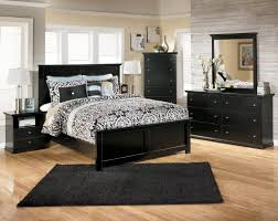 Cool Black Bedroom Sets With Area Rug
