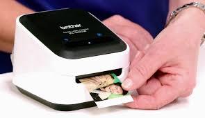 Цветной <b>принтер</b> для этикеток VC-500W от <b>Brother</b> на ...