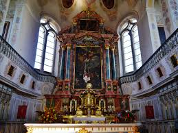 Basilica of Sts. Peter and Paul, Dillingen