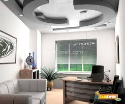 exclusive pop ceiling of office space ceiling design for office