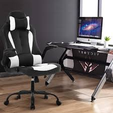 PC <b>Gaming Chair Office</b> Chair Ergonomic <b>Desk</b> Chair Racing ...