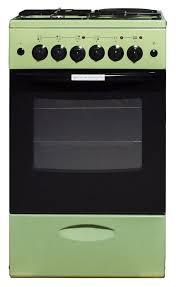 Купить Газовая плита <b>ЛЫСЬВА ЭГ 1/3г01 МС-2у</b>, зеленый в ...