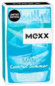 Купить <b>Туалетная</b> вода MEXX <b>Cocktail Summer Man</b>, 30 мл по ...