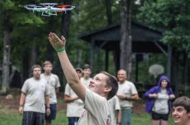 how one summer camp helps empower teens for future stem careers pursuing interests not badges