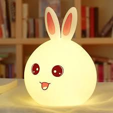 Беспроводной <b>ночник</b> аккумуляторный светильник из мягкого ...