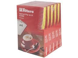 <b>Фильтр</b>-<b>пакеты Filtero Premium</b> №4 200шт — купить в интернет ...