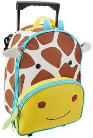 Купить чемодан <b>детский</b> Skip Hop <b>Жираф</b> SH 212311, цены в ...
