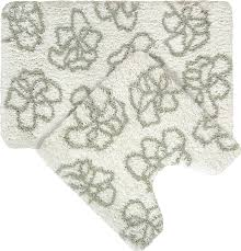 <b>Набор ковриков</b> для ванной комнаты, 50*80+50*50 см, <b>Blessed</b> ...