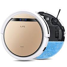 <b>ILIFE V5s Pro</b>, 2-in-1 Robotic <b>Vacuum</b> Cleaner and Water Mopping ...