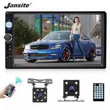 "<b>Jansite 7</b>""Full <b>HD 1080P Car</b> Radio MP5 player DVD with 8LED light ..."