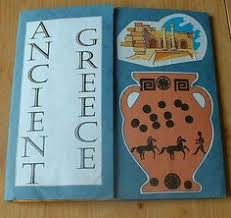 Homeschool activities for an Ancient Greece Unit Study middle schoolers and their siblings  Pinterest