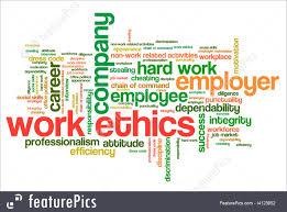 work ethics illustration work ethics