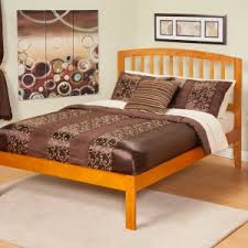 quick view atlantic furniture orleans transitional twin open foot