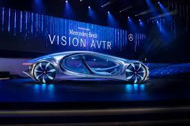 Photos: <b>Mercedes</b>-<b>Benz's</b> concept <b>car</b> inspired by 'Avatar'