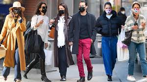 Katie Holmes's <b>Winter Style</b> is All About These 5 Wardrobe Staples ...
