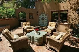 mexican patio furniture outdoor decor photos spanishmexican