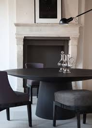 Table For Dining Room 10 Gorgeous Black Dining Tables For Your Modern Dining Room