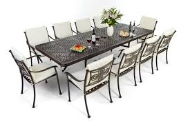 patio table and 6 chairs: hit extendable dining table and  chairs  seat patio table set inspiring dining room table sets seats