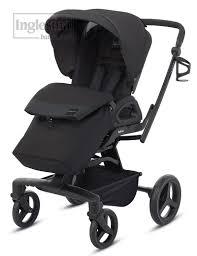 <b>Inglesina Quad</b> Total Black <b>Прогулочная коляска</b> ...