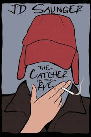 coolest alternative book covers magazine catcher in the rye