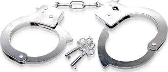 <b>Металлические наручники Metal Handcuffs</b> с ключиками