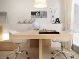 impressive computer desk amazing furniture modern beige wooden office