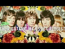 The <b>Rolling Stones</b> - <b>Their</b> Satanic Majesties Request vinyl album ...